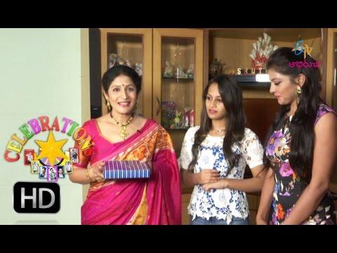 Celebrations - artist jayalakshmi birthday celebrations - 2nd July 2016- సెలబ్రేషన్స్ – Full Episode