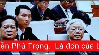 Tấn Dũng bất ngờ phản đòn - Phú Trọng lao đao