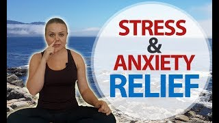 Stress Management: How to reduce stress and anxiety. Stress relief breathing exercises