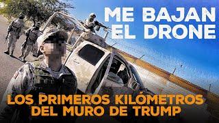 Me baja el DRONE el EJERCITO MEXICANO en la FRONTERA con ESTADOS UNIDOS | S17/E02