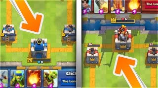 1 HP TOWER CHALLENGE! This Was SO HARD! (Clash Royale Challenge w/ Eclihpse)