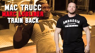 Pro Comeback - Day 55 - Heavy Back Training and Sh!t Talking with Mac Trucc