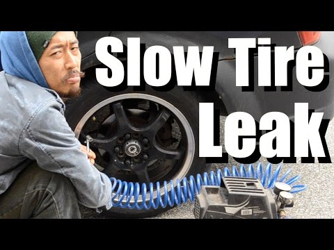 Slow Tire Leak - Bead Seal - Quick Tips - The Roadhouse