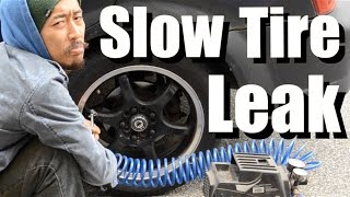 Slow Tire Leak