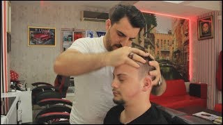Download ASMR Turkish Barber Face,Head and Upper Body Massage 125 (26 Mins) 💆♂️👍💈💈 Mp3 and Videos