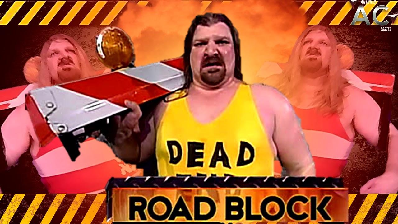 "WCW Roadblock Theme Song ""Road Block"" 2021 - YouTube"