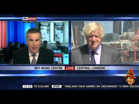 Boris Dodges Lynton Crosby Question