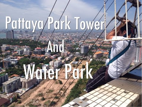 Pattaya Park Tower And Water Park - Pattaya, Thailand