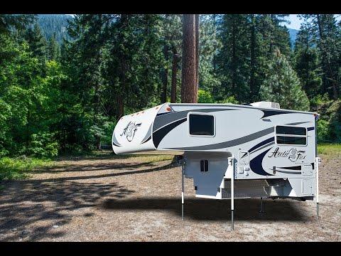 Awesome 2016 Arctic Fox 1140 | Truck Camper | 4 Season | Doovi