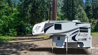 Quick Tour Of the New 865 Arctic Fox Truck Camper