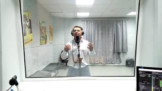 """А.Котов исполнение и стихи С.Стрельцов музыка """"Голос тишины"""""""