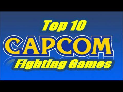 Top 10 Capcom Fighting Games - KidShoryuken