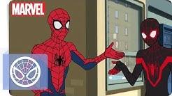 Marvel's Spider-Man - Ein neuer Held | Marvel HQ Deutschland