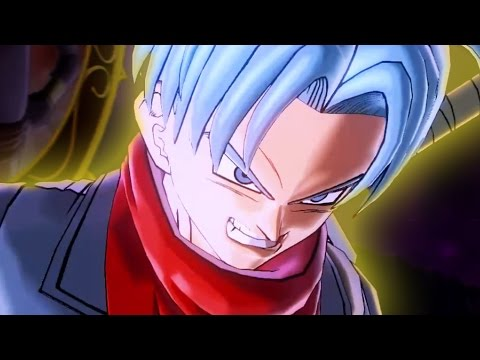 FUTURE TRUNKS IS AMAZING - Dragon Ball Xenoverse 2 DLC Pack 2 Part 63 | Pungence