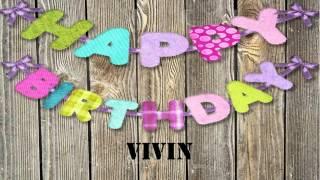 Vivin   wishes Mensajes