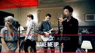 Avicii - Wake Me Up [Live Cover] Rex Pearson ft Dharni Beatbox & Alice Ella