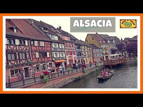 Bienvenidos a ALSACIA: el lugar donde nace la Navidad | Francia
