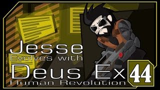 Deus Ex: Human Revolution - Part 44: Revenge, and The Truth of It