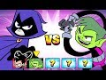Teen Titans Go - Jump Jousts! - Raven has a Great Sense of Humor [Cartoon Network Games]