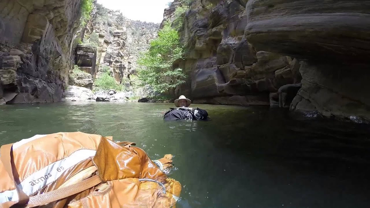 West clear creek hike youtube for Clear creek fishing report