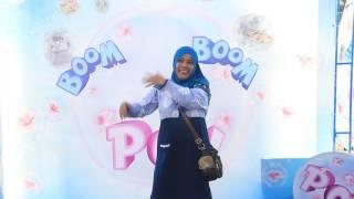 Downy Boom Boom Pow Joget Downy Semarang 006 Ibu Suriyem