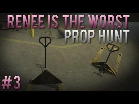 Renee Is The Worst: Prop Hunt [#3]