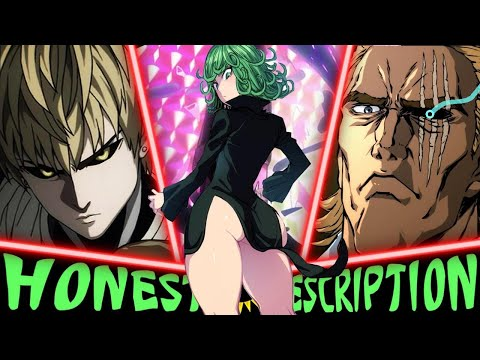 Every S-Class Hero in One Punch Man - Honest Anime Descriptions