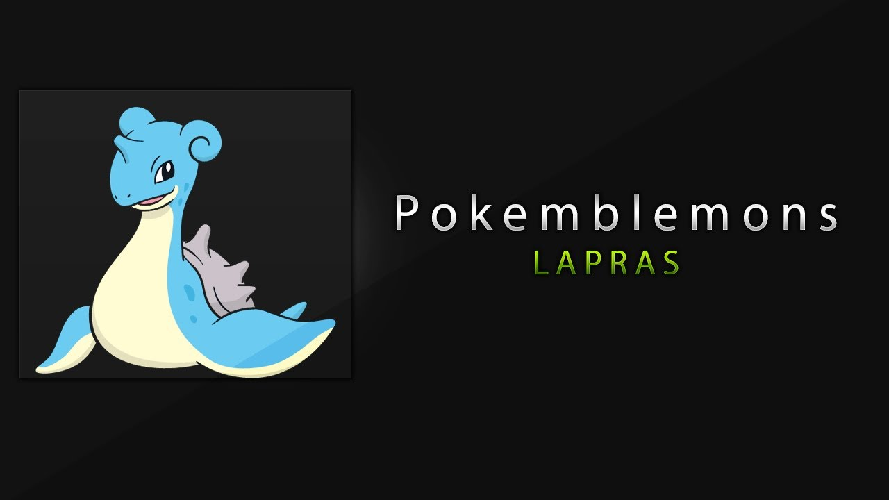 how to get lapras in black 2