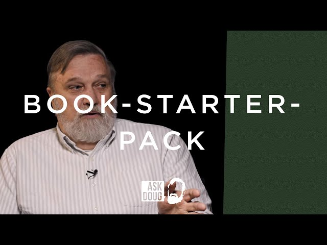 2019 Book-Starter-Pack / Ask Doug
