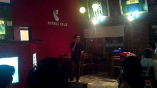 Ezequiel Carmona   Cover Adele   Rolling in the Deep