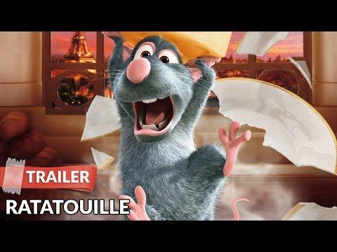 Ratatouille 2007 Trailer HD | Disney Pixar | Brad Garrett | Lou Romano