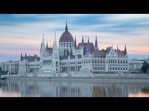 Budapest Capital of Hungary (Hungarian Parliament, Caves in Budapest, Matthias Church)