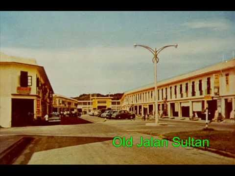 Brunei Share : Old Brunei Town now Bandar Seri Begawan City