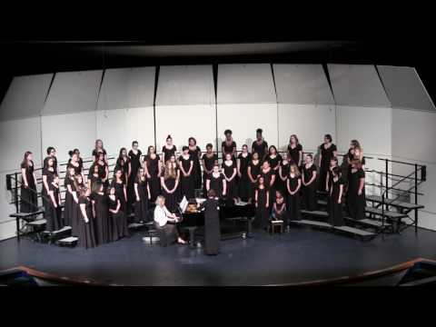 Copperas High School Choir Pre-UIL Concert Spring 2017