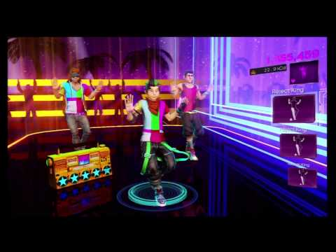 Dance central 3 Youre a jerk