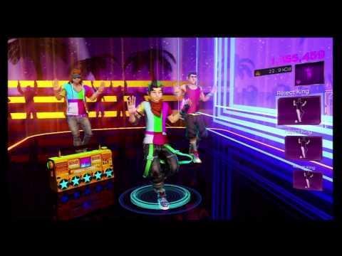 Dance central 3 (You're a jerk)