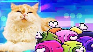 Cats Playing Among Us | Paw Paw