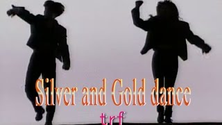 Silver and Gold dance (カラオケ) trf