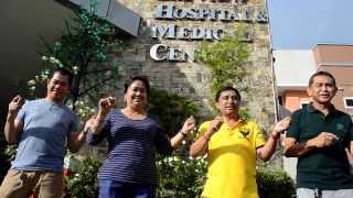 MAGKASAMA TAU SA KWENTO NG PASKO Balayan Bayview Hospital & Medical Center Station id