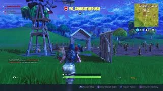 "Fortnite take the L and ""Tea Bagger"" gets sniped while dancing!"