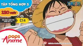 Đảo Hải Tặc Tập Tổng Hợp 5 - Luffy Và Băng Hải Tặc Mũ Rơm - Phim Hoạt Hình One Piece