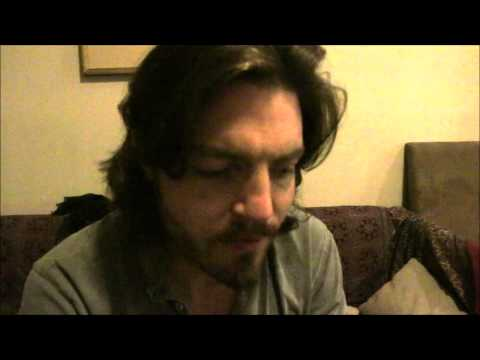 Video Message from Tom Burke to his fans (smaller size and lightened)