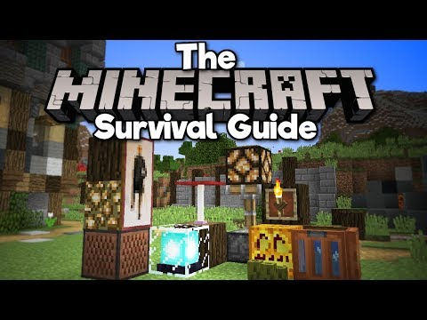 16 Ways To Hide Lighting! ▫ The Minecraft Survival Guide (Tutorial Lets Play) [Part 72]