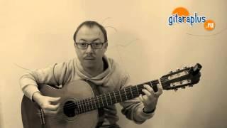 Песня о друге - В. Высоцкий (лёгкий вариант) | Александр Фефелов