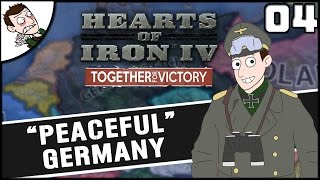 The Final War For Peace! Hearts of Iron 4 Germany Campaign Playthrough - FINAL PART!