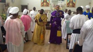 GOLTVCHANNEL, CCC Gospel of light Parish Sunday Devotional Service 22-01-2012