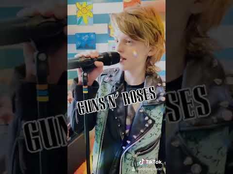 How I Sing like Axl | Patience #axlrose #gunsnroses #slash #veddergabriel #gnr #axl