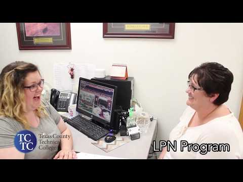 Texas County Technical College - LPN program