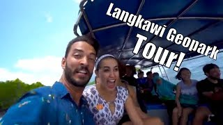 Fed Stingrays & Kissed Sharks @ Kilim Geoforest Park- BEST Thing to do in Langkawi