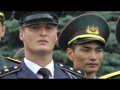 ВУНЦ ВВС ВВА рекламный фильм